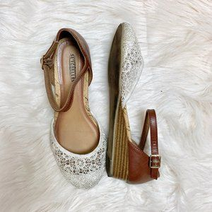 SEYCHELLES Flats With Ankle Strap